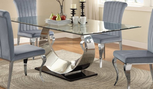 Coaster Furniture Manessier Dining Table CST-107051