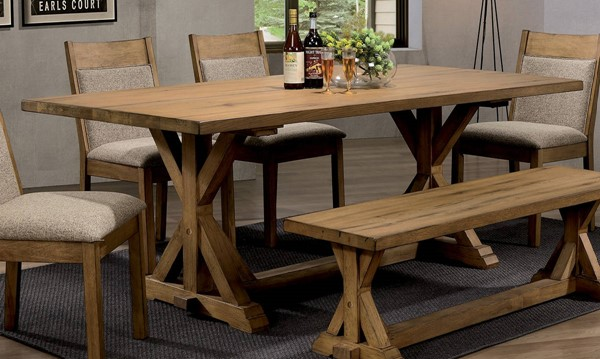 Coaster Furniture Douglas Dining Table CST-107221