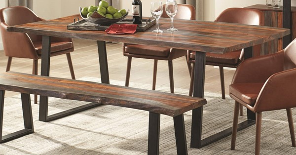 Coaster Furniture Jamestown Grey Dining Table CST-107511