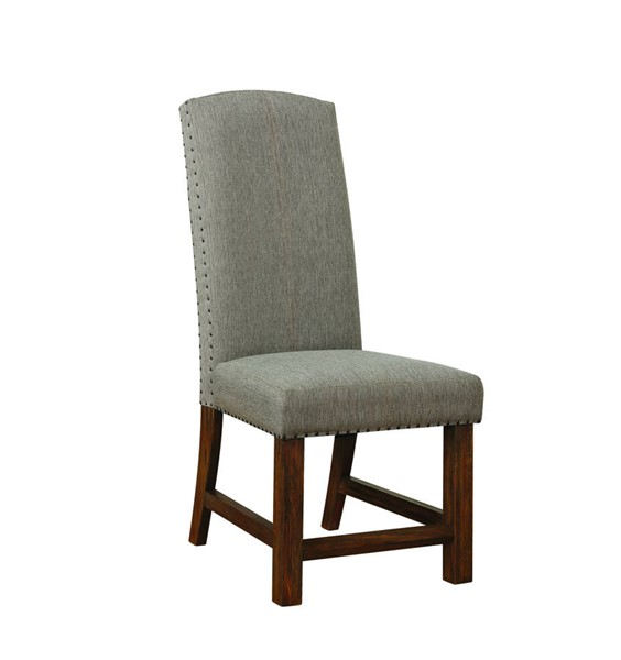 2 Coaster Furniture Atwater Grey Dining Chairs CST-107724