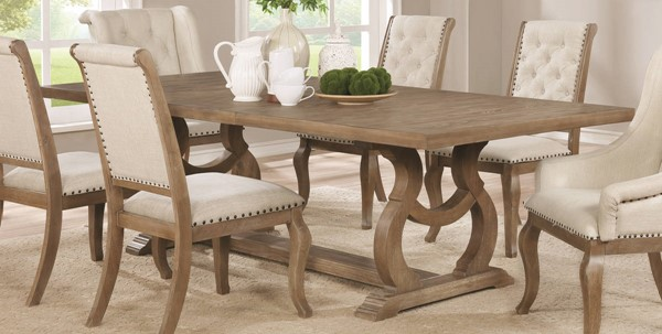 Coaster Furniture Glen Cove Brown Dining Table CST-107731