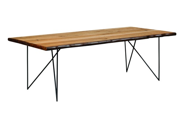 Coaster Furniture Sutherson Live Edge Dining Table CST-107781