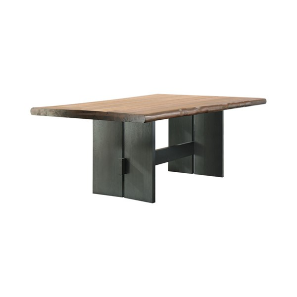 Coaster Furniture Marquette Live Edge Dining Table CST-107801
