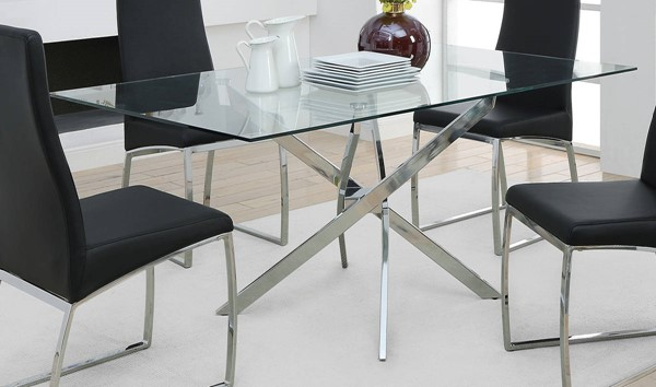 Coaster Furniture Nathan Dining Table CST-107931