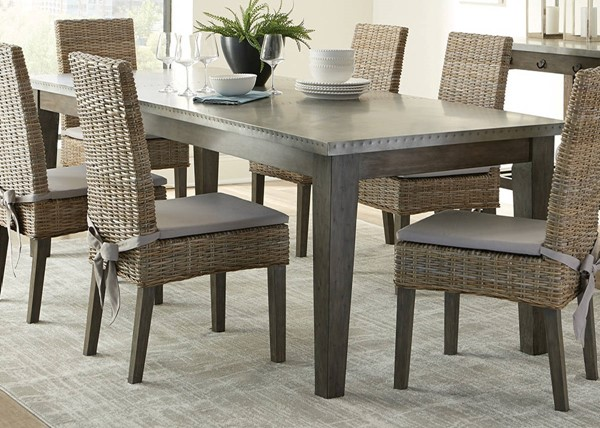 Coaster Furniture Davenport Brown Dining Table CST-107941