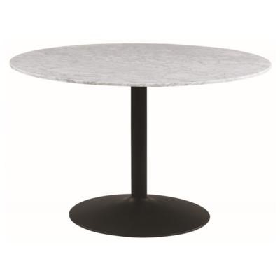 Coaster Furniture Bartole Black Dining Table CST-108020