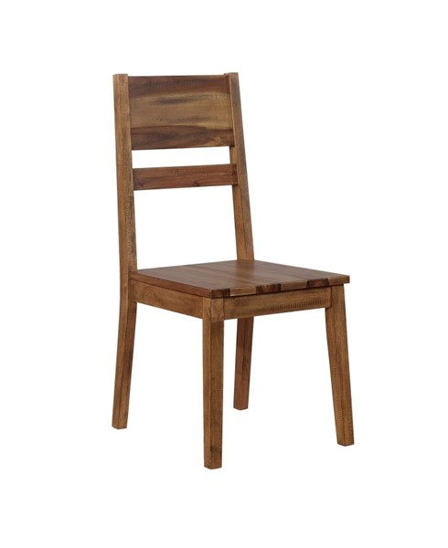 2 Coaster Furniture Tucson Natural Dining Chairs CST-108172