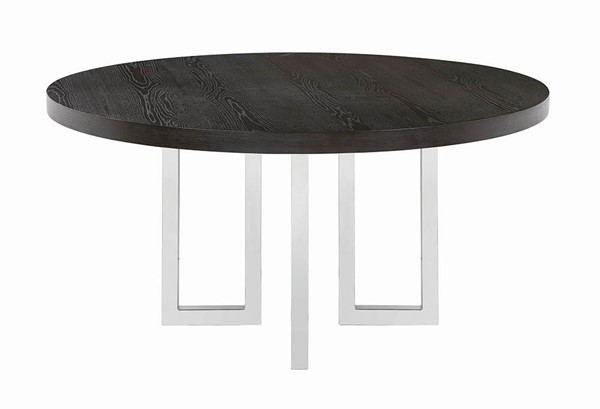 Coaster Furniture Fueyes Graphite Dining Table CST-109190