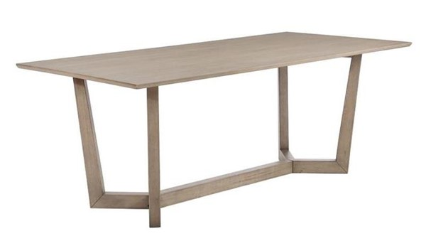 Coaster Furniture Artas Grey Oak Rectangle Dining Table CST-109591