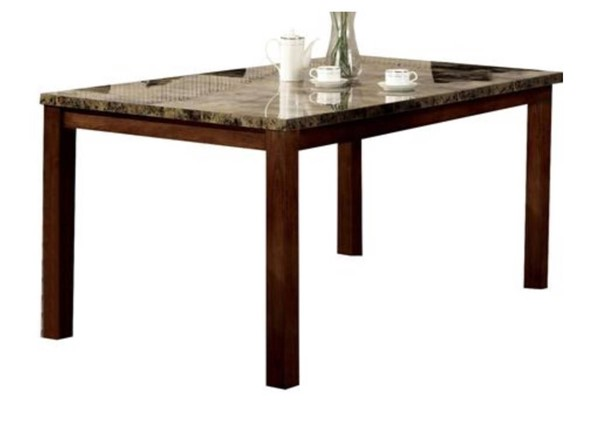 Coaster Furniture Telegraph Warm Brown Dining Table CST-120310