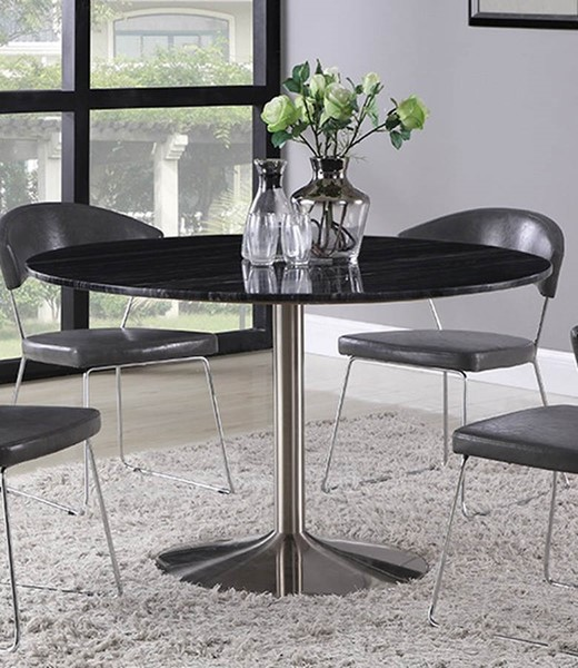 Coaster Furniture Healy Black Dining Table CST-121241