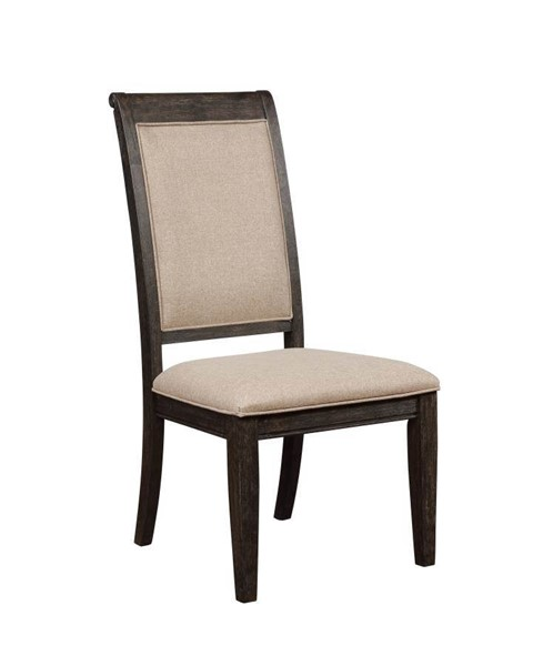 2 Coaster Furniture Whitney Beige Side Chairs CST-121286