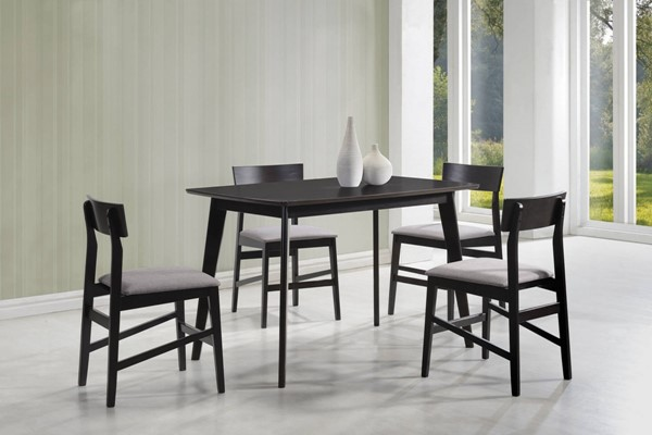 Coaster Furniture Grey 5pc Set CST-150347