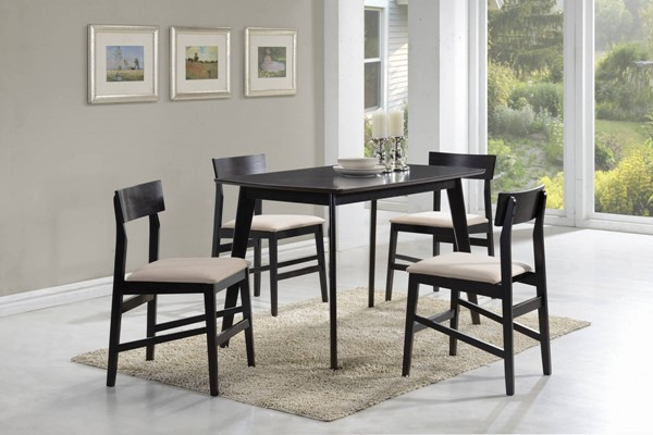 Coaster Furniture Beige 5pc Set CST-150348
