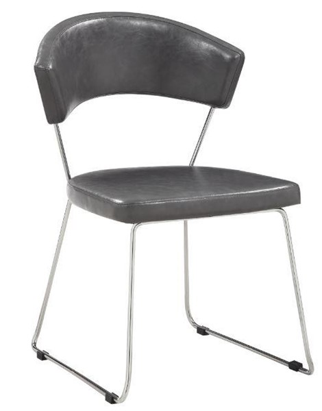 4 Coaster Furniture Healy Grey Dining Chairs CST-190712