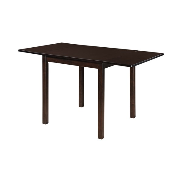 Coaster Furniture Kelso Cappuccino Dining Table CST-190821