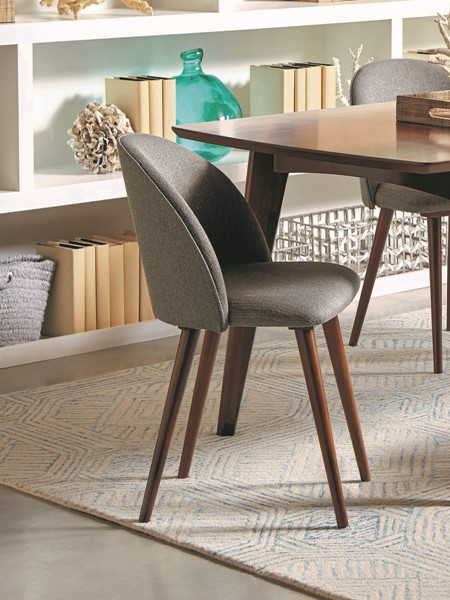 2 Coaster Furniture Malone Grey Side Chairs CST-190884