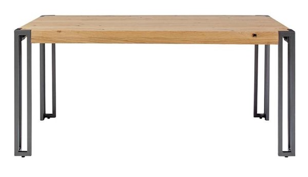 Coaster Furniture Searcy Natural Oak Wood Rectangle Dining Table CST-192161