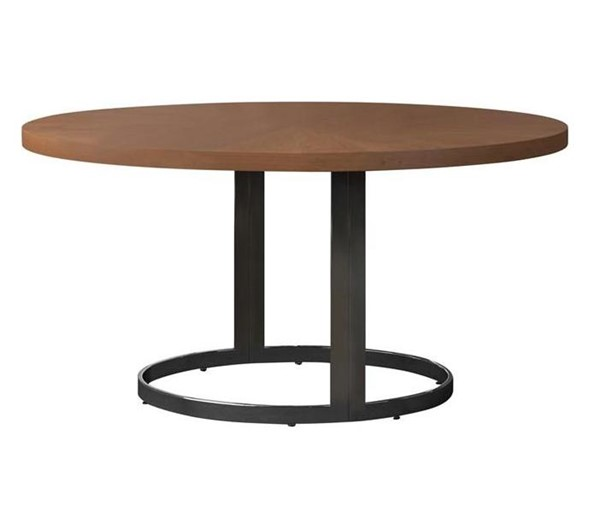 Coaster Furniture Marino Natural Cherry Round Dining Table CST-192631