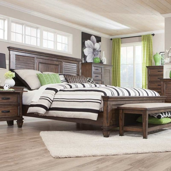 Coaster Furniture Franco Cal King Bed CST-200971KW