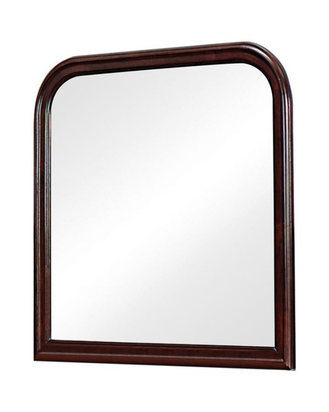 Coaster Furniture Louis Philippe Red Brown Mirror CST-203974