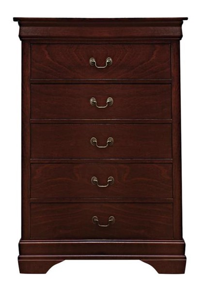 Coaster Furniture Louis Philippe Brown Chest CST-203975