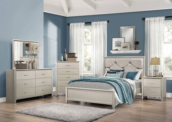 Coaster Furniture Lana Master Bedroom Set CST-20518-BR