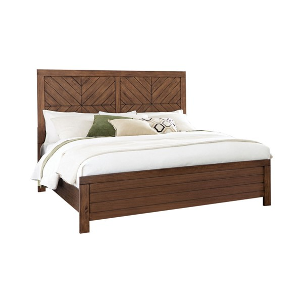 Coaster Furniture Reeves Brown Queen Panel Bed CST-215731Q