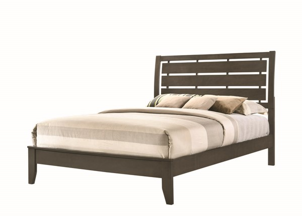Coaster Furniture Wakefeld Mod Grey Twin Bed CST-215841T