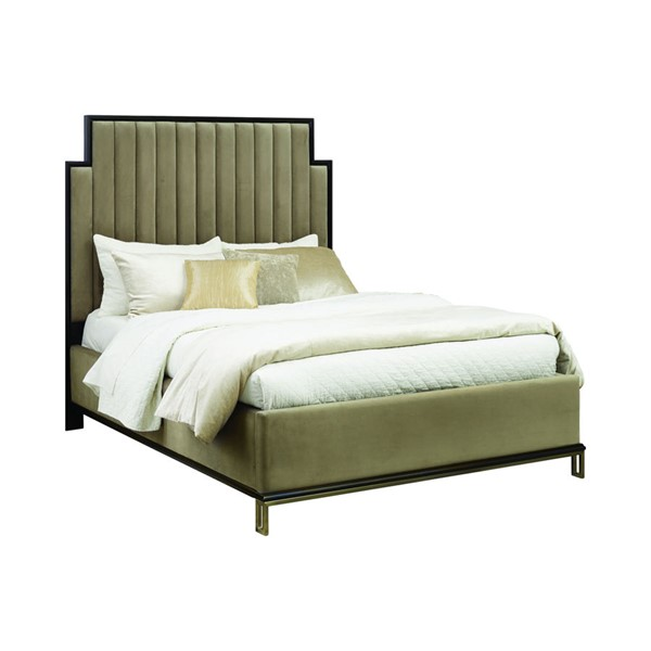 Coaster Furniture Formosa Stone Queen Bed CST-222820Q
