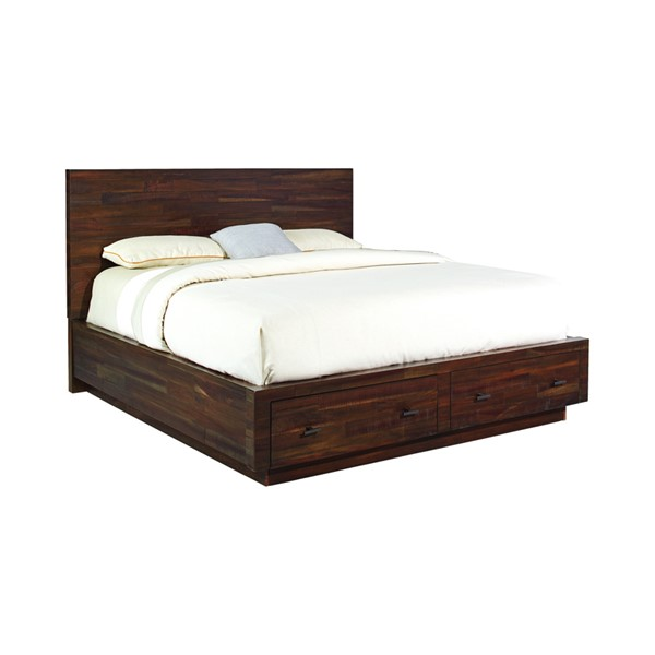 Coaster Furniture Biloxi Varied Coffee Queen Bed CST-222910Q