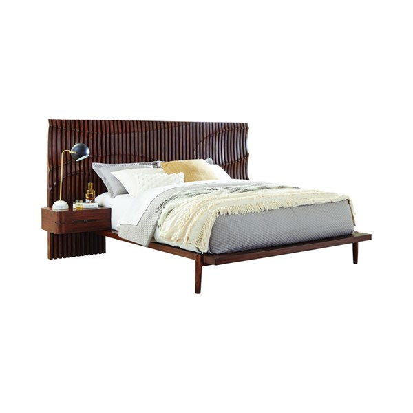 Coaster Furniture San Mateo Desert Teak King Bed CST-222981KE
