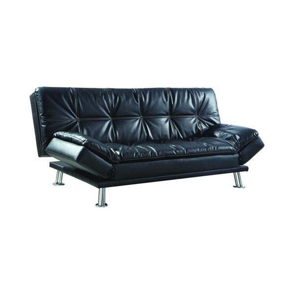 Coaster Furniture Dilleston Black Sofa Bed CST-300281