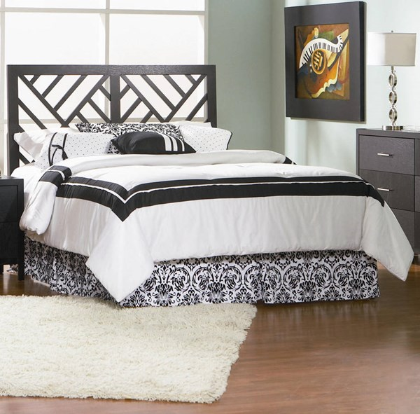 Grove Casual Black Headboard For Queen Or Full CST-300370
