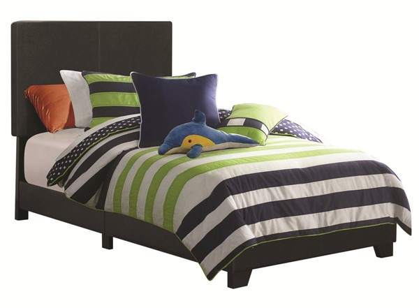 Coaster Furniture Dorian Black Twin Bed CST-300761T