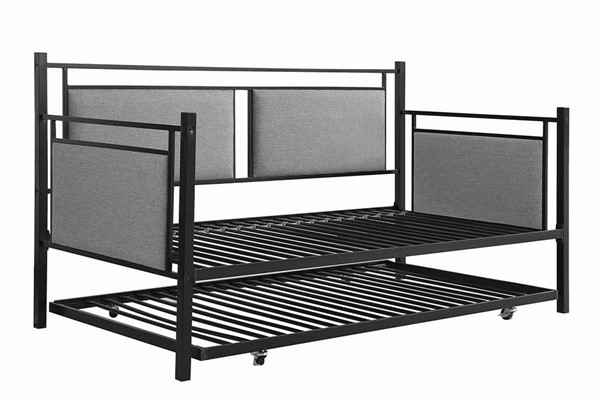 Coaster Furniture Joelle Grey Twin Daybed with Trundle CST-300940