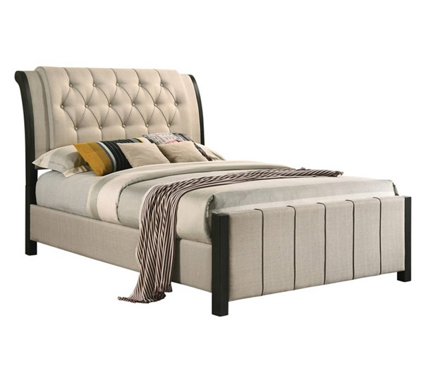 Coaster Furniture Lohrville Beige Queen Bed CST-300968Q