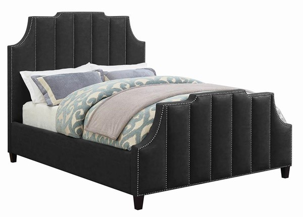 Coaster Furniture Sinclair Black Beds CST-30116-BEDS