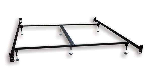 Cal King Size Frame For Headboard & Footboard - 6 Legs With Glides CST-350014KW
