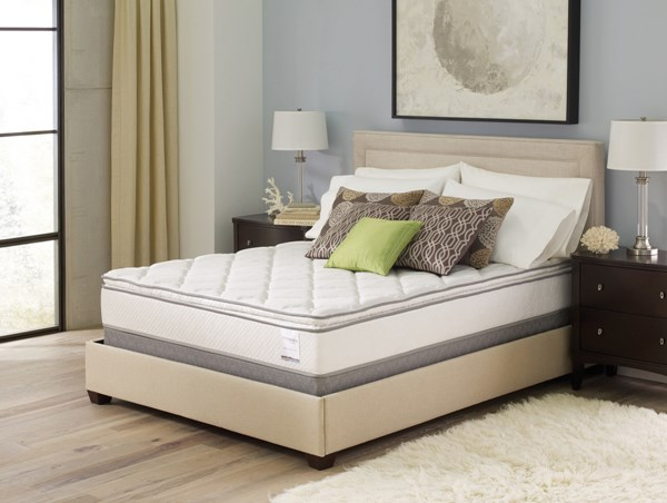 Crystal Cove 10.5 Mattress W/Pillow Top CST-350039-MAT-VAR