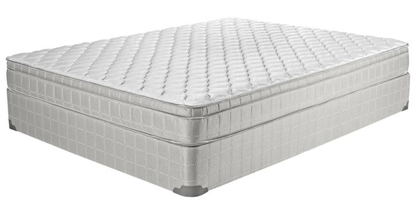 Coaster Furniture Laguna II White Foam Full Mattress CST-350053F