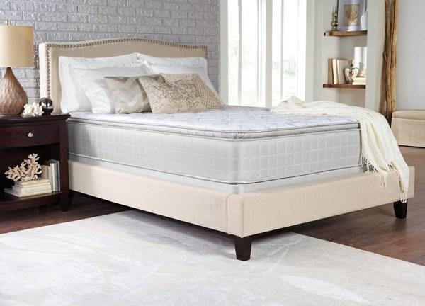 Marbella II Complete Comfort And Support Full Mattress CST-350055F