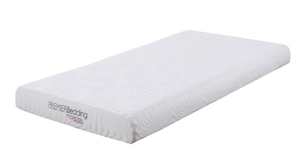 Coaster Furniture Joseph 6 Inch Twin Memory Foam Mattress CST-350062T