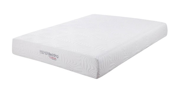 Coaster Furniture Key 10 Inch Twin Memory Foam Mattress CST-350064T
