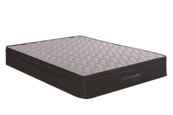 Coaster Furniture Delano 12 Inch Pocket Coil Mattress with Euro Top CST-350067-MTR-VAR