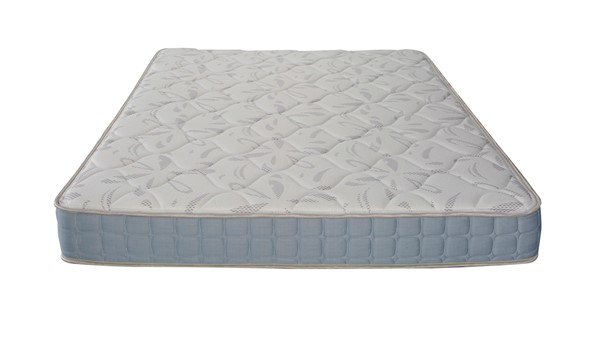 Coaster Furniture Lexie White Blue 8 Inch King Mattress CST-350401KE