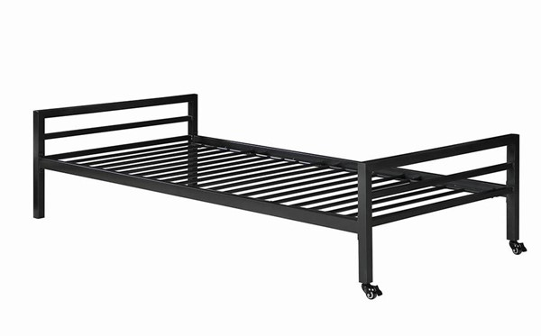 Coaster Furniture Hadley Gunmetal Twin Bed CST-400962T