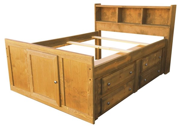 Coaster Furniture Wrangle Hill Twin Captain Beds CST-460120-KBEDS-VAR