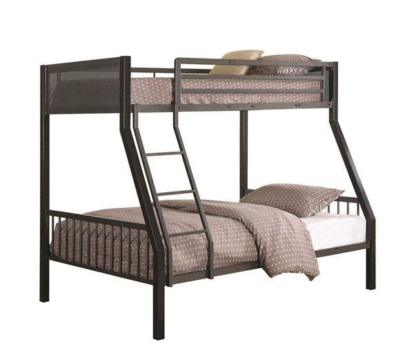 Coaster Furniture Meyers Twin Over Full Bunk Bed CST-460391