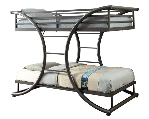 Coaster Furniture Stephan Twin over Twin Bunk Bed CST-461078